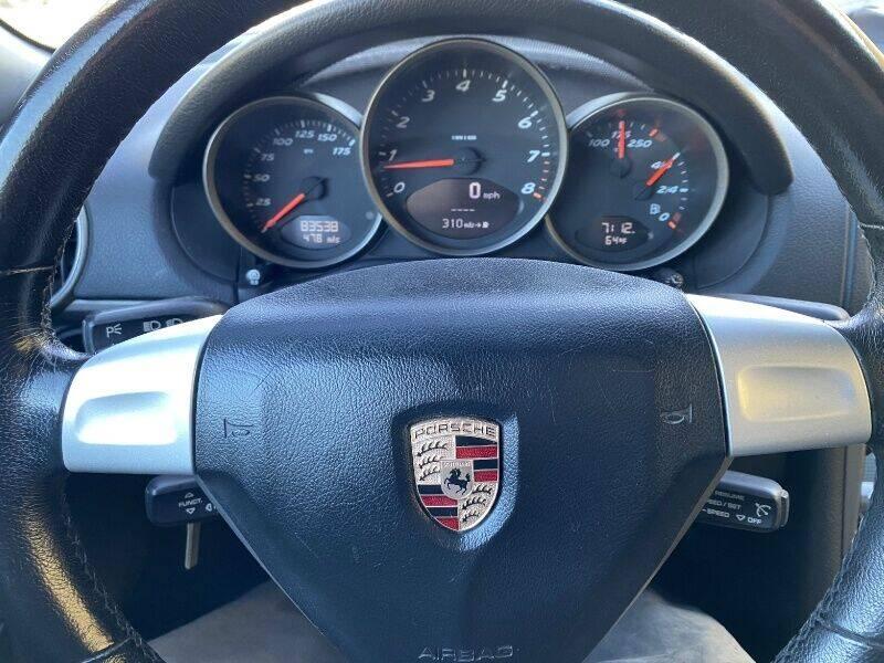 2005 Porsche Boxster 2dr Roadster - Houston TX