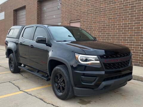 2016 Chevrolet Colorado for sale at Effect Auto Center in Omaha NE