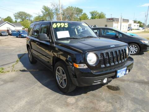 2014 Jeep Patriot for sale at DISCOVER AUTO SALES in Racine WI