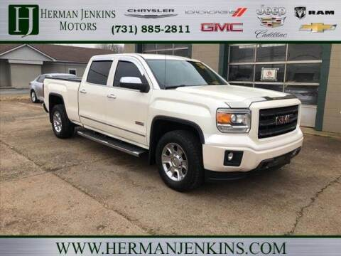 2014 GMC Sierra 1500 for sale at Herman Jenkins Used Cars in Union City TN