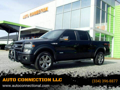 2013 Ford F-150 for sale at AUTO CONNECTION LLC in Montgomery AL