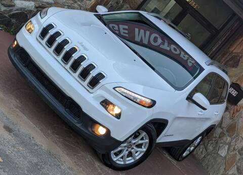 2016 Jeep Cherokee for sale at Atlanta Prestige Motors in Decatur GA