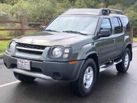 2004 Nissan Xterra for sale at JENIN MOTORS in Hayward CA