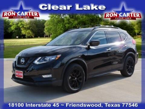 2018 Nissan Rogue for sale at Ron Carter  Clear Lake Used Cars in Houston TX
