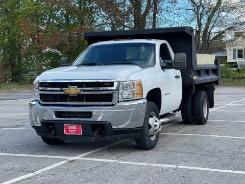 2012 Chevrolet Silverado 3500HD for sale at Hillcrest Motors in Derry NH