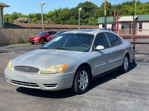 2006 Ford Taurus for sale at ASTRO MOTORS in Houston TX