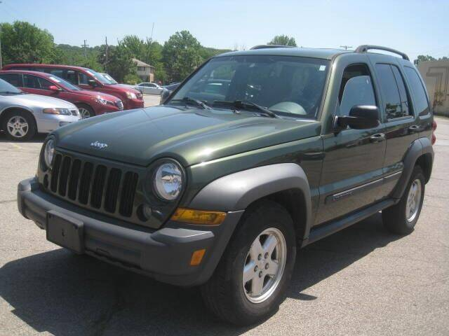 2006 Jeep Liberty for sale at ELITE AUTOMOTIVE in Euclid OH