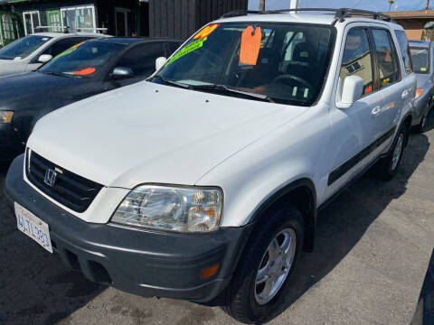 2000 Honda CR-V for sale at North County Auto in Oceanside CA