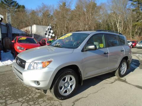 2007 Toyota RAV4 for sale at Taunton Auto & Truck Sales in Taunton MA
