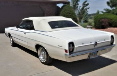 1968 Ford Torino for sale at Classic Car Deals in Cadillac MI