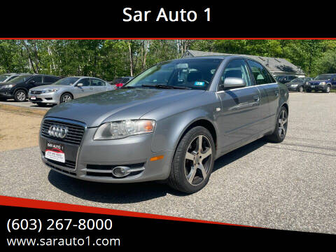 2006 Audi A4 for sale at Sar Auto 1 in Belmont NH