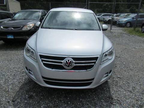 2010 Volkswagen Tiguan for sale at Balic Autos Inc in Lanham MD