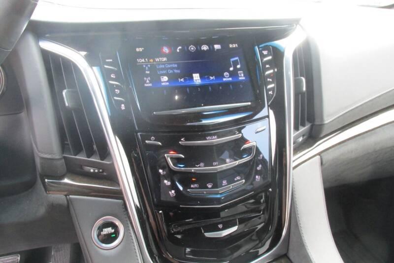 2017 Cadillac Escalade 4x4 Platinum 4dr SUV - Wilkesboro NC