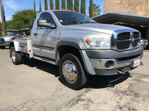 2010 Dodge Ram Chassis 4500 for sale at Martinez Truck and Auto Sales in Martinez CA