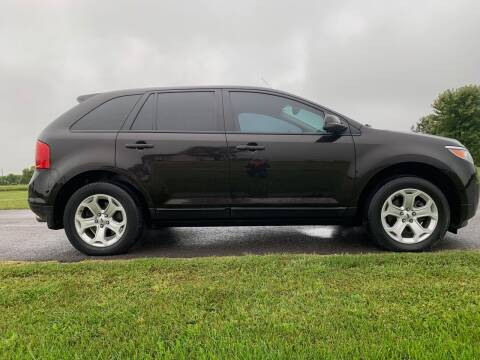2013 Ford Edge for sale at Nice Cars in Pleasant Hill MO