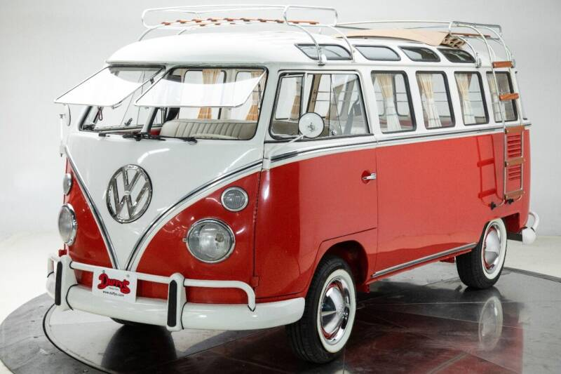 1971 Volkswagen Bus for sale at Duffy's Classic Cars in Cedar Rapids IA