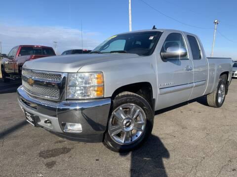 2012 Chevrolet Silverado 1500 for sale at Superior Auto Mall of Chenoa in Chenoa IL