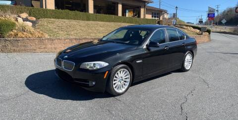 2013 BMW 5 Series for sale at WENTZ AUTO SALES in Lehighton PA