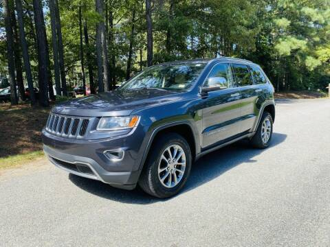2014 Jeep Grand Cherokee for sale at H&C Auto in Oilville VA
