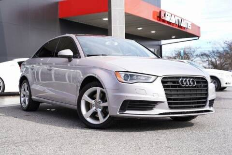 2015 Audi A3 for sale at Gravity Autos Roswell in Roswell GA