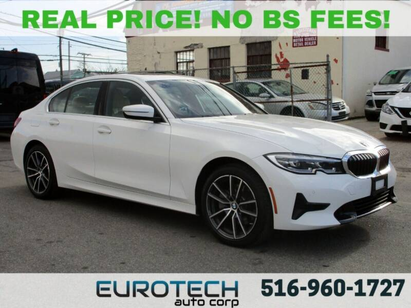 2020 BMW 3 Series for sale at EUROTECH AUTO CORP in Island Park NY