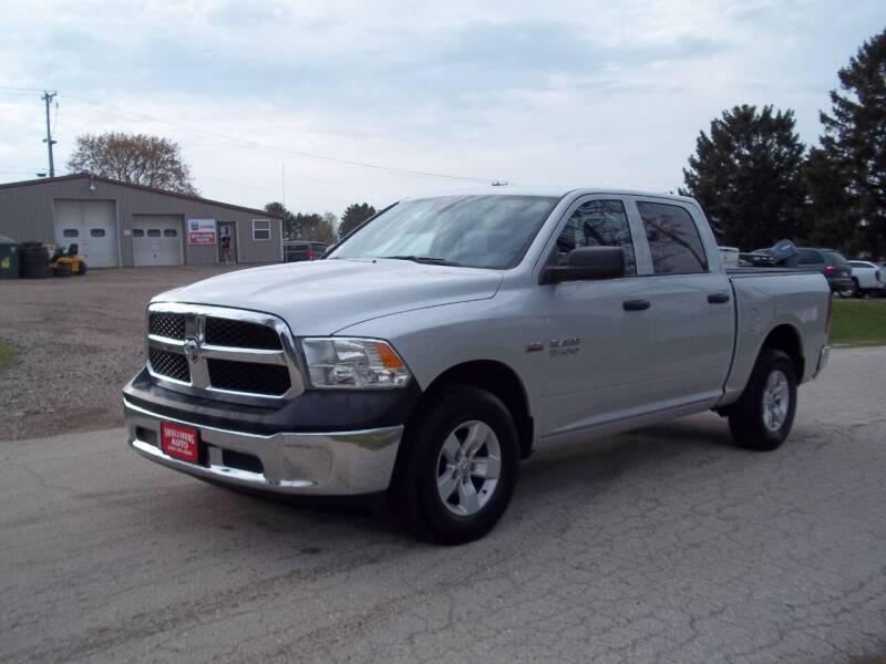 2018 RAM Ram Pickup 1500 for sale at SHULLSBURG AUTO in Shullsburg WI