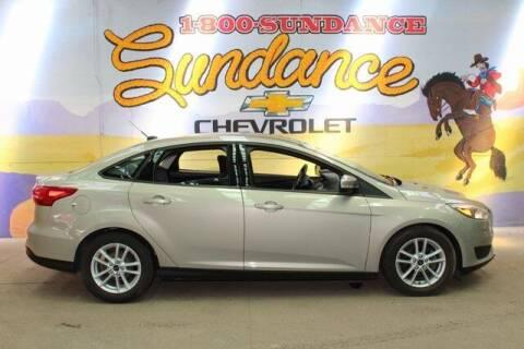 2015 Ford Focus for sale at Sundance Chevrolet in Grand Ledge MI