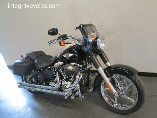 2010 Harley-Davidson FATBOY LO for sale at INTEGRITY CYCLES LLC in Columbus OH