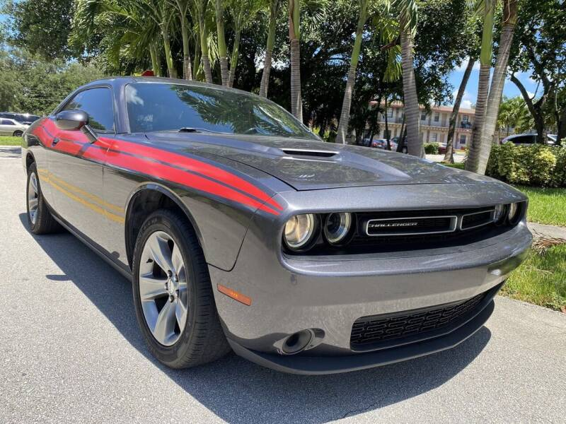 2015 Dodge Challenger for sale at CAR UZD in Miami FL