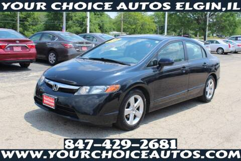 2008 Honda Civic for sale at Your Choice Autos - Elgin in Elgin IL