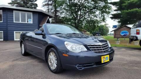 2008 Chrysler Sebring for sale at Shores Auto in Lakeland Shores MN