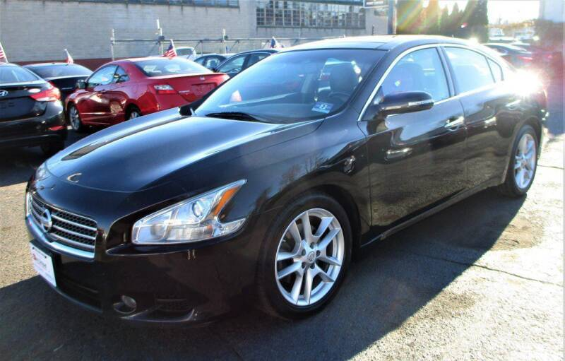 2011 Nissan Maxima for sale at Exem United in Plainfield NJ