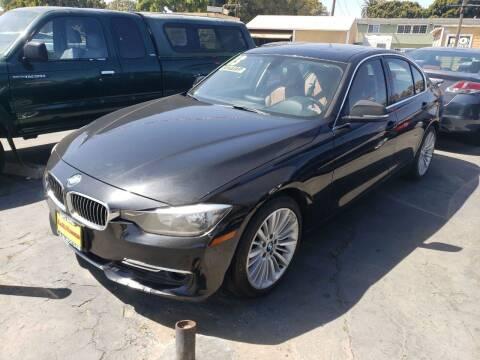 2013 BMW 3 Series for sale at L & M MOTORS in Santa Maria CA