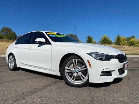 2017 BMW 3 Series for sale at UNITED Automotive in Denver CO