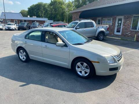 2008 Ford Fusion for sale at Auto Choice in Belton MO