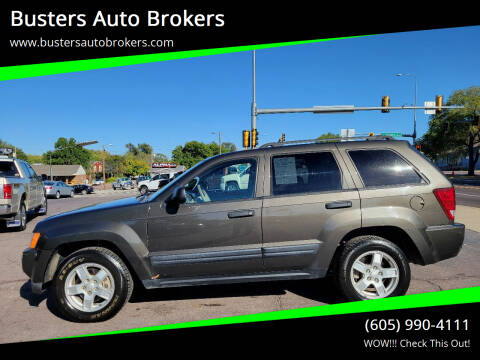 2006 Jeep Grand Cherokee for sale at Busters Auto Brokers in Mitchell SD