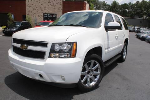 2007 Chevrolet Tahoe for sale at Atlanta Unique Auto Sales in Norcross GA