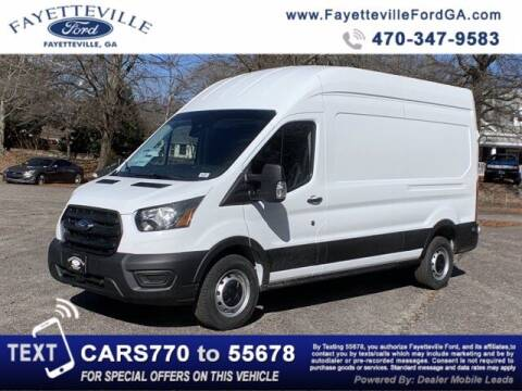 2020 Ford Transit Cargo for sale at FAYETTEVILLEFORDFLEETSALES.COM in Fayetteville GA