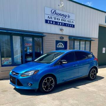 2013 Ford Focus for sale at Danny's Auto Deals in Grafton WI