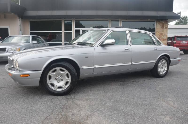 2001 Jaguar XJ-Series for sale at Amyn Motors Inc. in Tucker GA