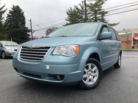 2010 Chrysler Town and Country for sale at Keystone Auto Center LLC in Allentown PA