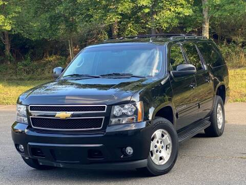 2011 Chevrolet Suburban for sale at Diamond Automobile Exchange in Woodbridge VA