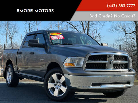 2009 Dodge Ram Pickup 1500 for sale at Bmore Motors in Baltimore MD