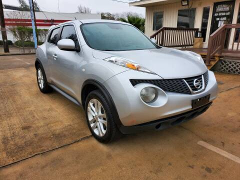 2014 Nissan JUKE for sale at Zora Motors in Houston TX