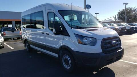2020 Ford Transit Passenger for sale at BOZARD FORD in Saint Augustine FL