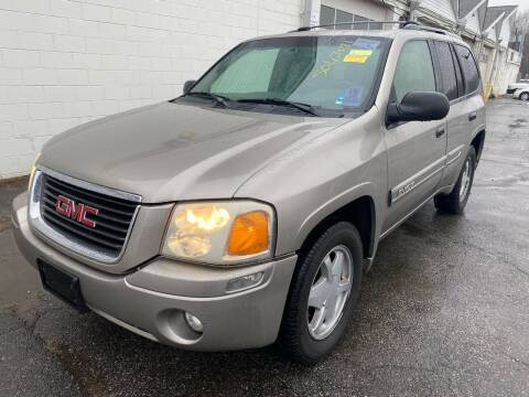 2002 GMC Envoy for sale at MFT Auction in Lodi NJ