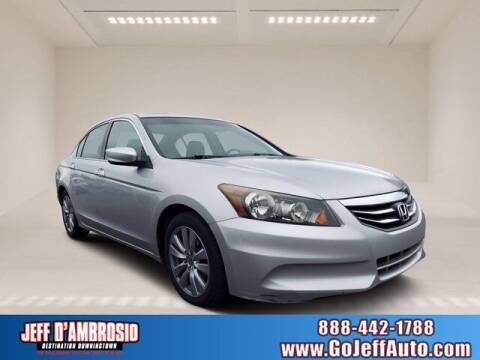 2011 Honda Accord for sale at Jeff D'Ambrosio Auto Group in Downingtown PA