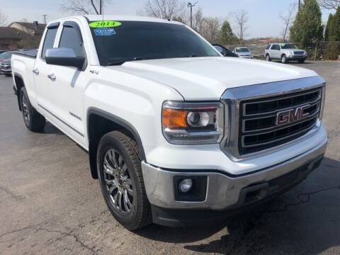 2014 GMC Sierra 1500 for sale at Newcombs Auto Sales in Auburn Hills MI