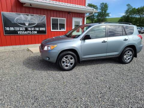 2006 Toyota RAV4 for sale at Vess Auto in Danville OH