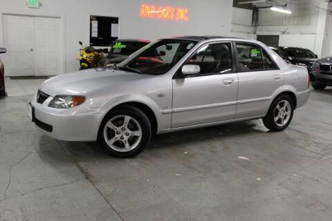 2003 Mazda Protege for sale at R n B Cars Inc. in Denver CO